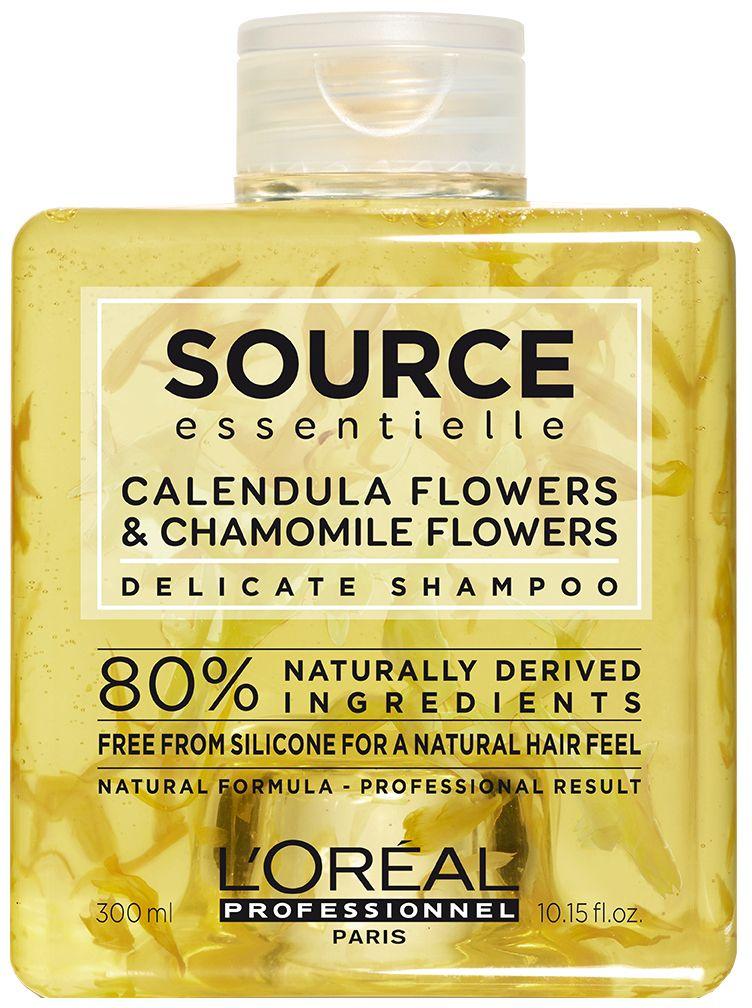 l 39 or al source essentielle delicate shampoo von l 39 or al. Black Bedroom Furniture Sets. Home Design Ideas