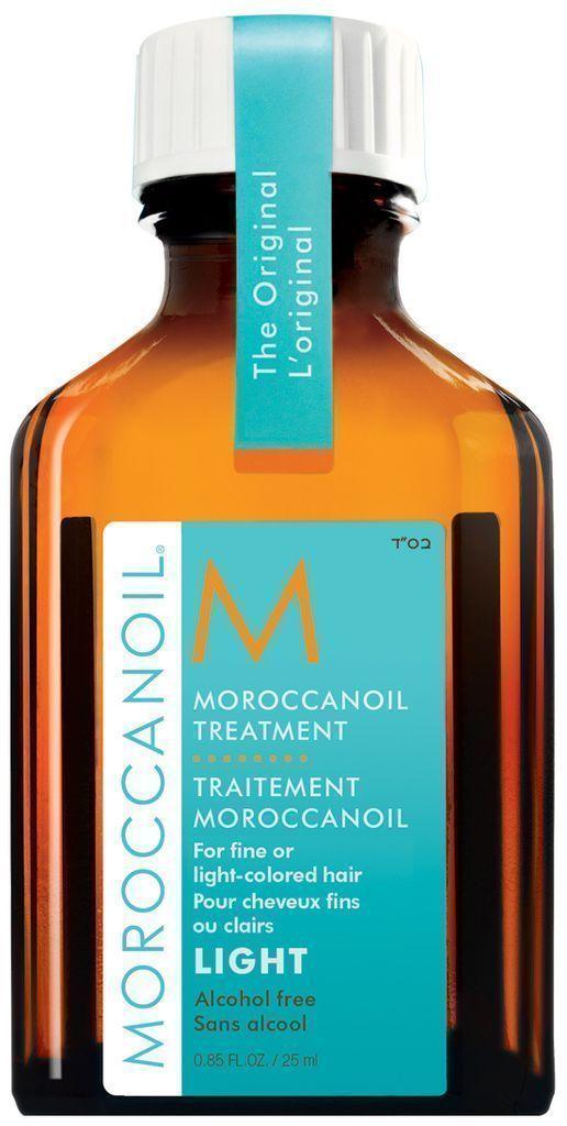 Das natürliche kosmetische Öl für das Haar