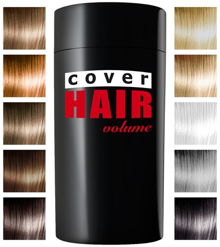 Cover Hair Streuhaar Haarverdichtung