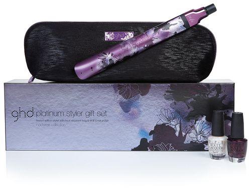 ghd Platinum Nocturne Styler Geschenkset