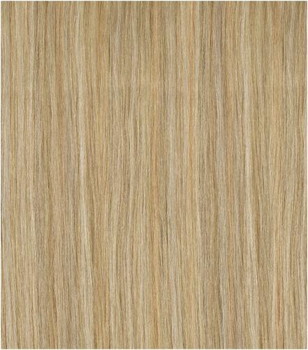 SHE Echthaarsträhne Goldhellblond - Farbe 140